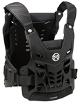 Moose Racing MX Off-Road SYNAPSE LITE PRO CE Certified Roost Guard (Black)
