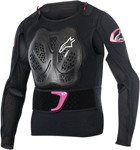 ALPINESTARS 2016 Women's Stella BIONIC Protection Jacket (Black/Pink)