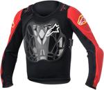 ALPINESTARS 2016 Kids/Youth BIONIC Protection Jacket (Black/Red)