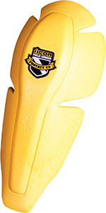 ICON Replacement Field Armor Knee Impact Protector (Yellow)