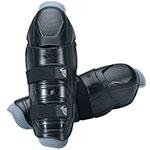 THOR Motocross Quadrant Knee Guards (Black)