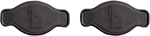 MOBIUS Knee Brace Patellar Pad Replacement Kit (Black)