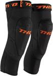 Thor MX Motocross Men's COMP XP Knee Guard Set (Black)