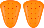 Icon Motosports D3O EVO X Hip Protector Inserts CE Level 1 (Orange) Left & Right