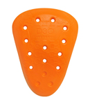 ICON D3O EVO X Hip Protector Inserts (Orange) Left & Right CE Level 2 D30