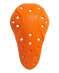 ICON D3O EVO X Elbow Protector Inserts (Orange) Left & Right CE Level 2 D30