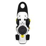 MOBIUS Motocross Offroad X8 Wrist Brace (White/Acid Yellow)