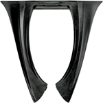ALPINESTARS Attachment Plate for BNS Tech Carbon Neck Support (Black)