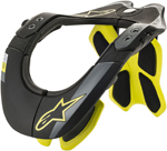 Alpinestars MX Motocross Bionic Neck Support Tech 2 (Black/Yellow Fluo)