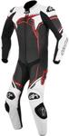 ALPINESTARS 2017 GP PLUS 1-Piece Leather Road/Track Riding Suit (Black/White/Red)