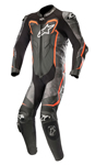 Alpinestars GP PLUS Camo 1-Piece Leather Riding Suit (Black/Camo/Red)