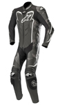 Alpinestars GP PLUS Camo 1-Piece Leather Riding Suit (Black/Camo/White)
