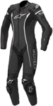 Alpinestars Women's Stella Missile 1PC Race Suit Tech-Air Compatible (Black/White)