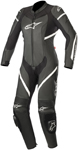 Alpinestars Women's Stella KIRA Leather Riding Suit (Black/White)
