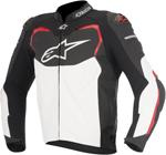 Alpinestars 2016 GP PRO Leather Road/Track Riding Jacket (Black/White/Red)