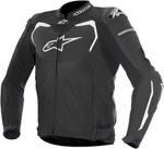 Alpinestars 2016 GP PRO AIRFLOW Leather Road/Track Riding Jacket (Black)