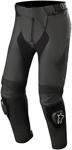 Alpinestars MISSILE v2 Leather Riding Pants (Long Sizes) (Black)