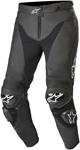 Alpinestars TRACK v2 Leather Riding Pants (Black)