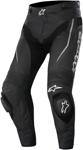 Alpinestars TRACK AIRFLOW Leather Road/Track Motorcycle Pants (Black)