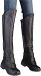 Z1R Leather Half Chaps