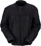 Z1R GUST Mesh Riding Jacket w/ Waterproof Liner (Black)
