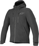 Alpinestars Domino Tech Shell Hoody Riding Jacket (Black)