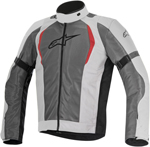 Alpinestars 2016 AMOK AIR Drystar Sport-Touring Jacket (Grey/Grey)