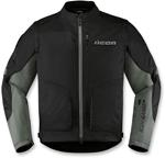 Icon Raiden WATCHTOWER Convertible Motorcycle Jacket/Vest (Black)
