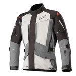 Alpinestars YAGUARA Drystar Adventure Touring Jacket Tech-Air Compatible (Black/Grey)