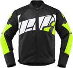 Icon Motosports AUTOMAG 2 Textile Riding Jacket (Hi-Viz)