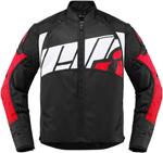 Icon Motosports AUTOMAG 2 Textile Riding Jacket (Red)