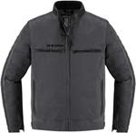 Icon 1000 MH1000 Textile Riding Jacket (Black)