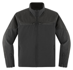 Icon 1000 NIGHTBREED Textile Riding Jacket (Black)