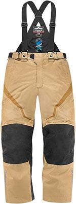 ICON RAIDEN DKR Adventure Dual Sport Motorcycle Pants (Tan)