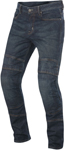 Alpinestars CRANK Denim Urban Motorcycle Riding Pants/Jeans (Greaser Dirty)