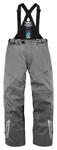 ICON Raiden DKR MONOCHROMATIC Waterproof Over-Pants (Grey)
