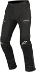 Alpinestars Men's RAMJET Air Textile/Mesh Street Riding Pants (Black)