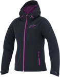 Alpinestars Stella TORNADO AIR Textile Motorcycle Jacket (Black/Pink)