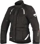 Alpinestars Stella ANDES V2 Drystar Adventure Touring Motorcycle Jacket (Black)