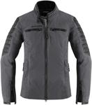 Icon 1000 Women's MH1000 Textile Riding Jacket (Black)