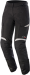 Alpinestars Stella BOGOTA Drystar Motorcycle Pants (Black/Gray)