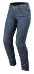 Alpinestars Women's Stella COURTNEY Denim Riding Pants/Jeans (Washed Rinse)