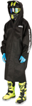 Moose Racing MX Off-Road MUD Rain Coat (Black)