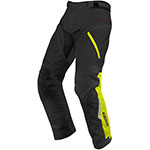 Alpinestars Andes Drystar Motorcycle Pants (Black/Yellow)