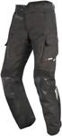 Alpinestars Men's ANDES V2 Drystar Adventure Touring Motorcycle Pants (Black)