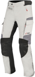 Alpinestars Men's ANDES V2 Drystar Adventure Touring Motorcycle Pants (Grey/Black)