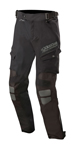 Alpinestars YAGUARA Drystar Textile Adventure Touring Pants (Black/Anthracite)