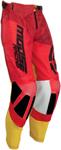 Moose Racing MX Off-Road M1 Pants (Red/Yellow)