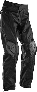 THOR MX 2016 Motocross/Offroad/Dual Sport Men's RANGE Pants (Black/Charcoal)