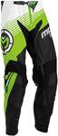 MOOSE Racing MX Motocross Offroad 2016 SAHARA Pants (Green/Black)